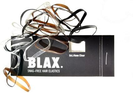 Blax Snagfree Haargummi 4mm transparent