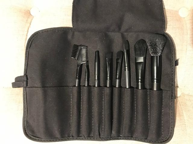 INIKA Organic Pinsel Set vegan - Limited Edition