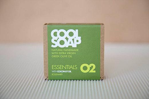 Cool Soap No.02 Rosmarin 90gr
