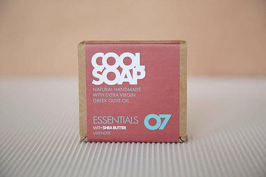 Cool Soap No.07 Lavendel 90gr