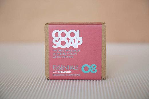 Cool Soap No.08 Rosenholz-Kamille 90gr