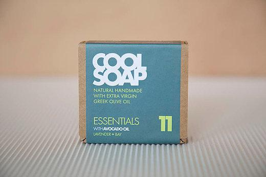Cool Soap No.11 Lavendel-Lorbeer 90gr