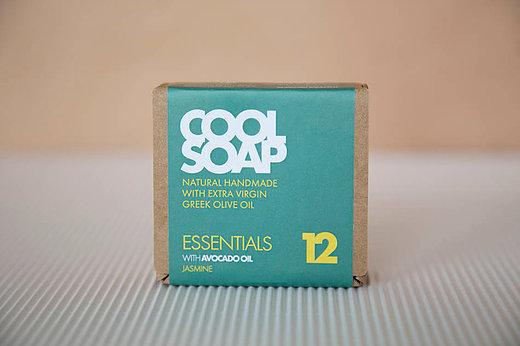 Cool Soap No.12 Jasmin 90gr