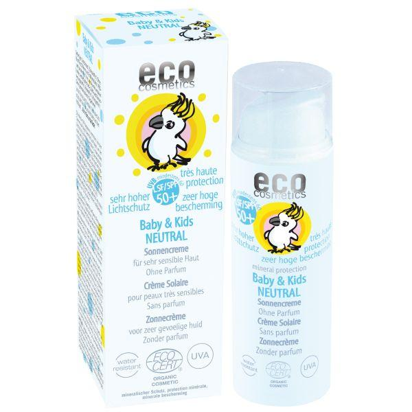 eco cosmetics Baby&Kids Sonnencreme LSF50 - 50ml