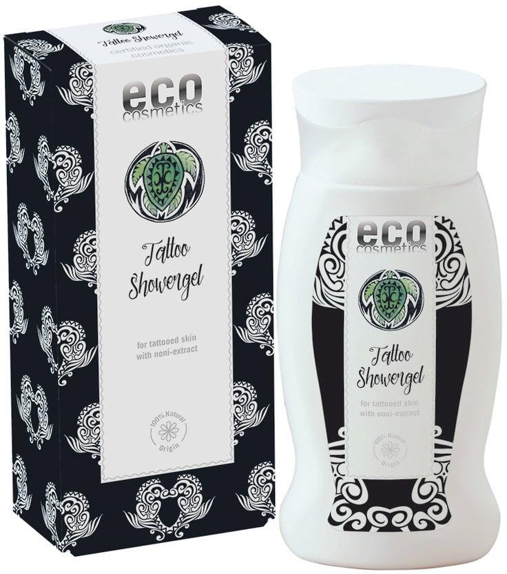 eco cosmetics Tattoo Duschgel - 200ml