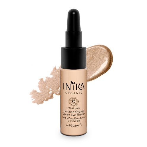 INIKA Certified Organic Cream Eye Shadow - Champagne