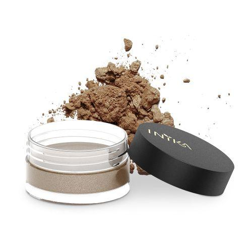 INIKA Mineral Eye Shadow - Burnt Sienna