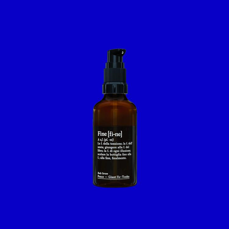 FINE BODY SERUM PEACE GIANT FIR-TONKA 50 ML