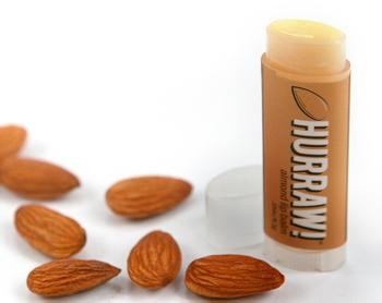 HURRAW! Almond pure Lip Balm 4.3gr