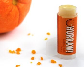 HURRAW! Orange Lip Balm 4.3gr