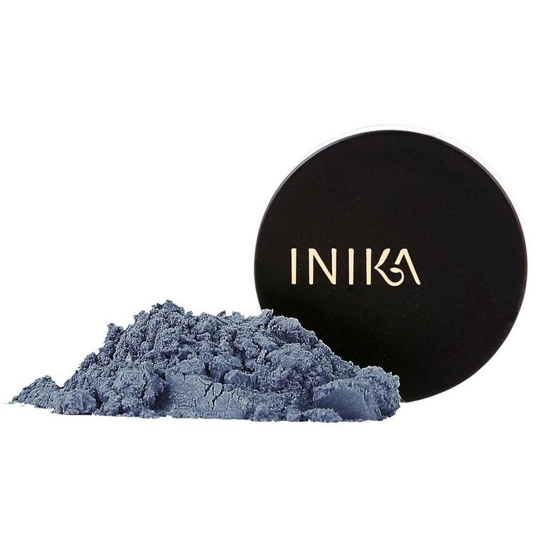INIKA Mineral Eye Shadow - Midnight