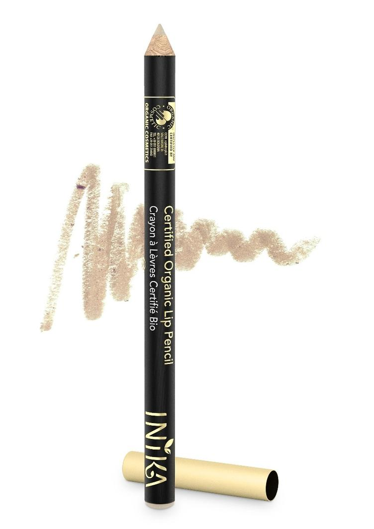 INIKA Organic Lip Pencil Buff 1.2gr