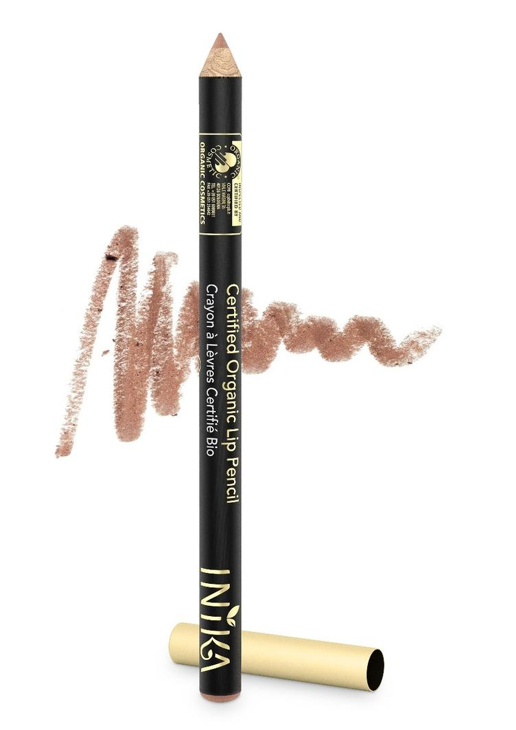 INIKA Organic Lip Pencil Nude Delight 1.2gr