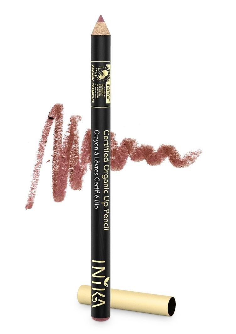 INIKA Organic Lip Pencil Safari 1.2gr