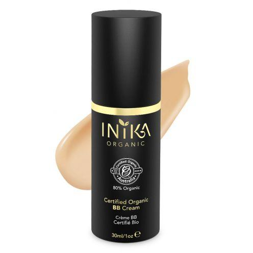 INIKA Certified Organic BB-Cream - Honey 30ml