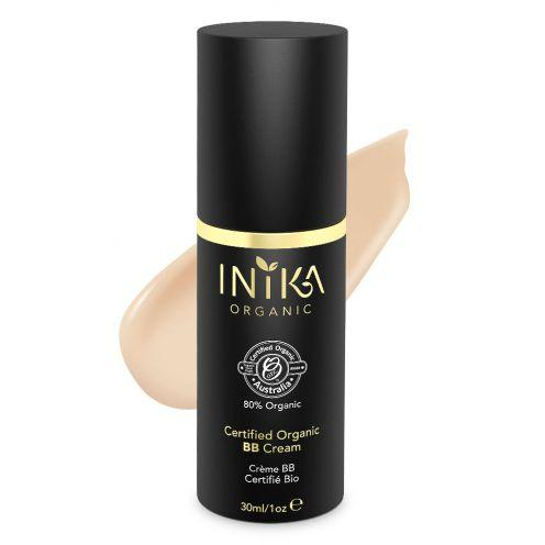 INIKA Certified Organic BB-Cream - Nude 30ml