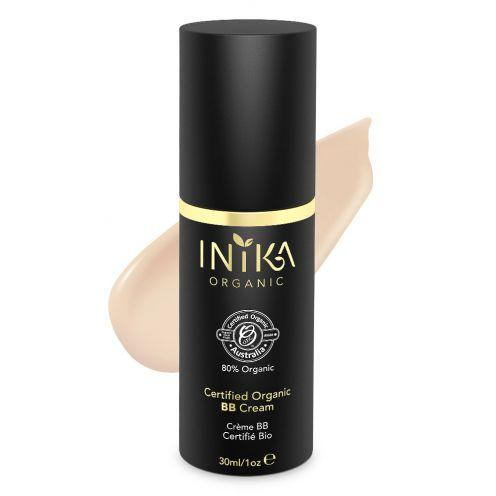 INIKA Certified Organic BB-Cream - Porcelain 30ml