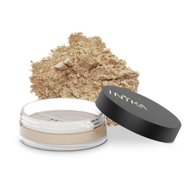 INIKA Loose Mineral Foundation Powder - Strength 8g