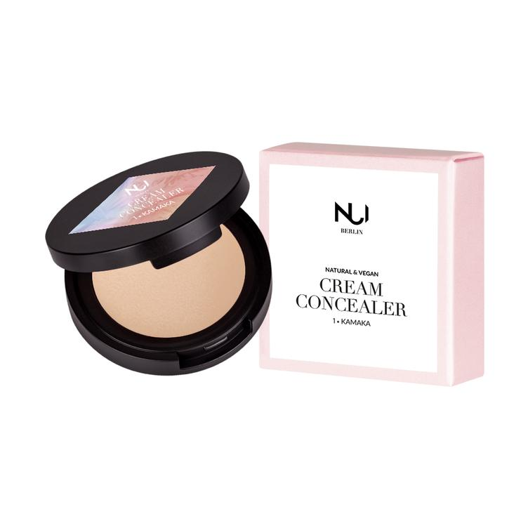 NUI Natural Cream Concealer 01 KAMAKA