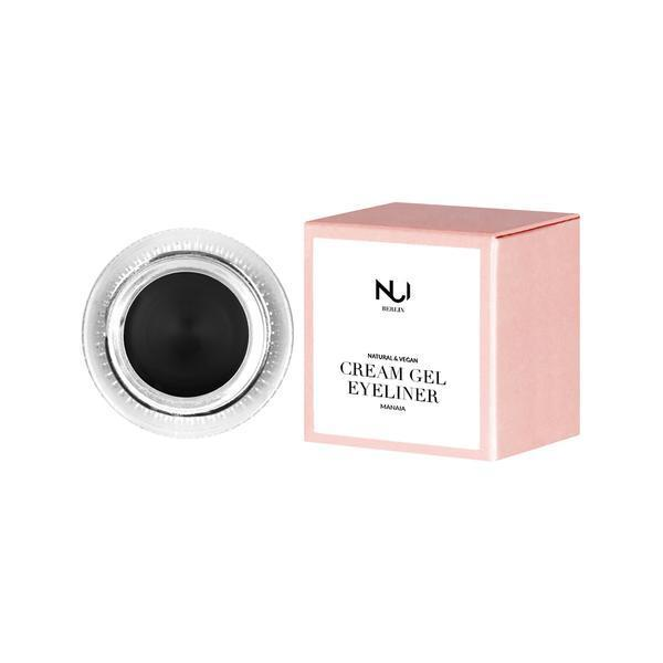NUI Natural Cream Gel Eyeliner MANAIA schwarz