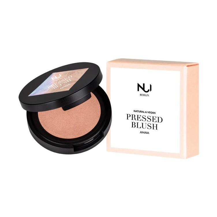 NUI Natural Pressed Blush AMAIA