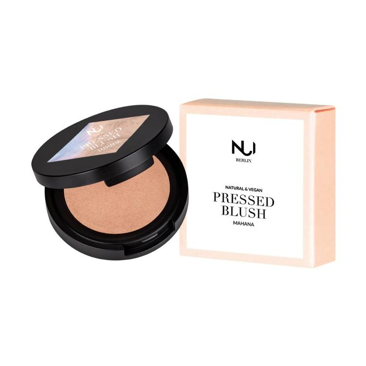 NUI Natural Pressed Blush MAHANA