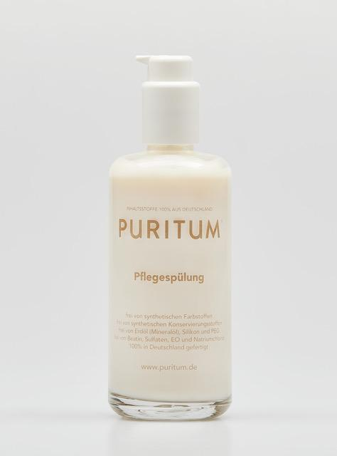 Puritum natürlicher Conditioner in Glasflasche 200ml