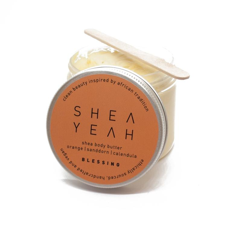 SHEA YEAH Bio Body Butter BLESSING 200ml