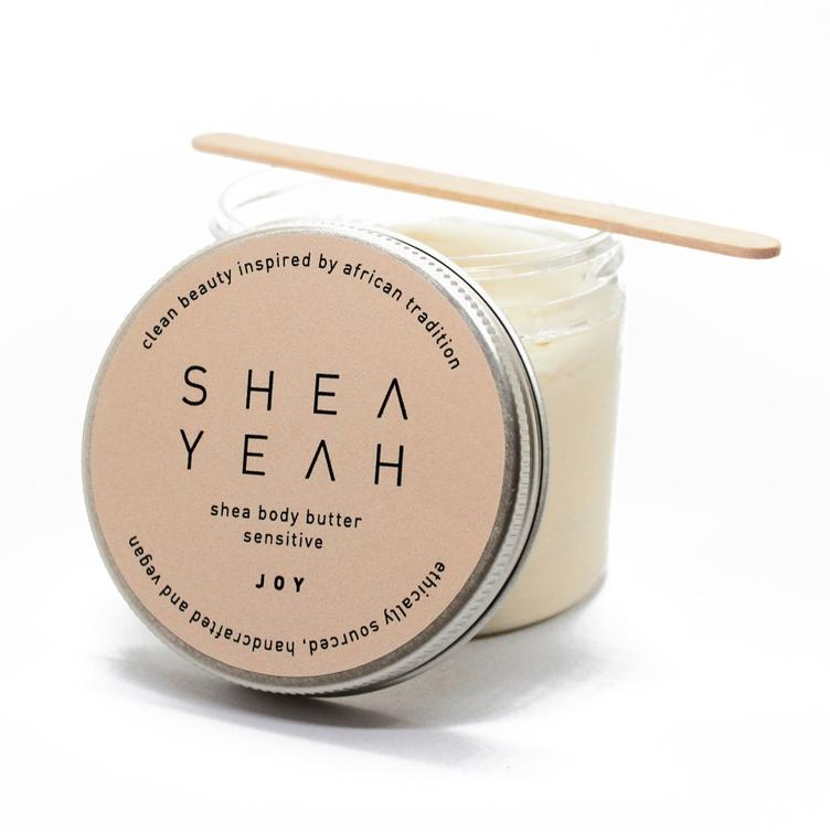 SHEA YEAH BIO Body Butter Kokosnuss JOY 200ml