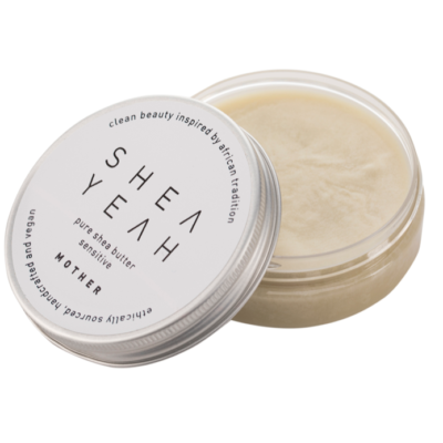 SHEA YEAH pure BIO Sheabutter MOTHER 50ml