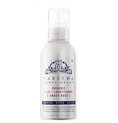 Tabitha James Kraan - 4-in-1 Conditioner TRAVEL SIZE Amber Rose 60ml