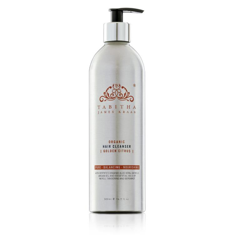 Tabitha James Kraan - Hair Cleanser SALON Golden Citrus 500ml