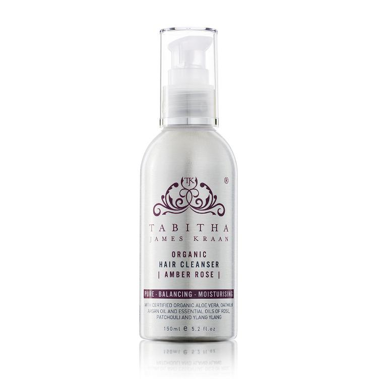 Tabitha James Kraan - Hair Cleanser TRAVEL Amber Rose 60ml