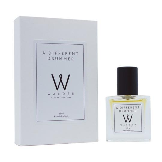 WALDEN NATURAL PERFUME A Different Drummer 15ml
