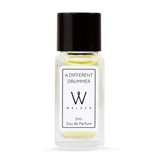 WALDEN NATURAL PERFUME A Different Drummer 5ml