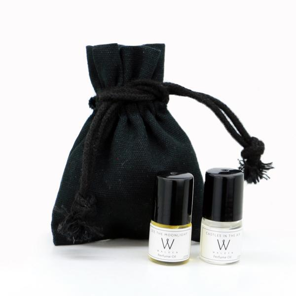 WALDEN NATURAL PERFUME Oil Set 7x2ml