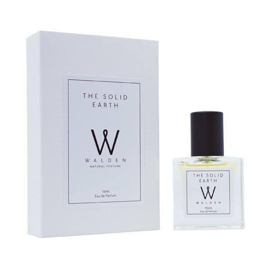 WALDEN NATURAL PERFUME The Solid Earth 15ml