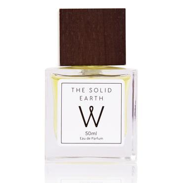 WALDEN NATURAL PERFUME The Solid Earth 50ml
