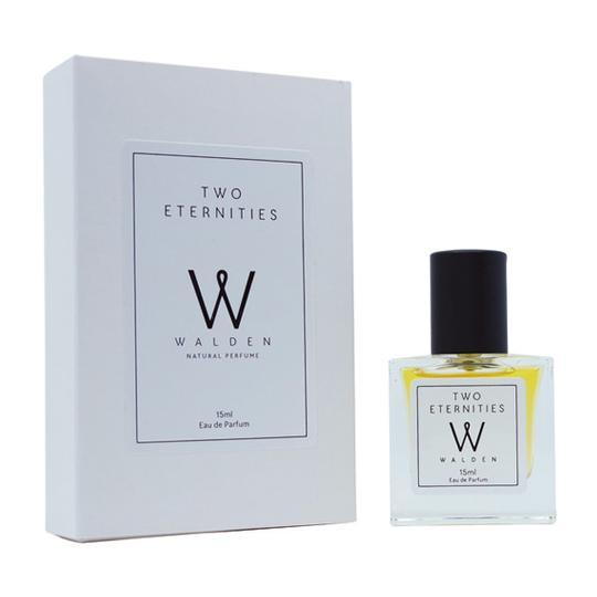 WALDEN NATURAL PERFUME Two Eternities 15ml